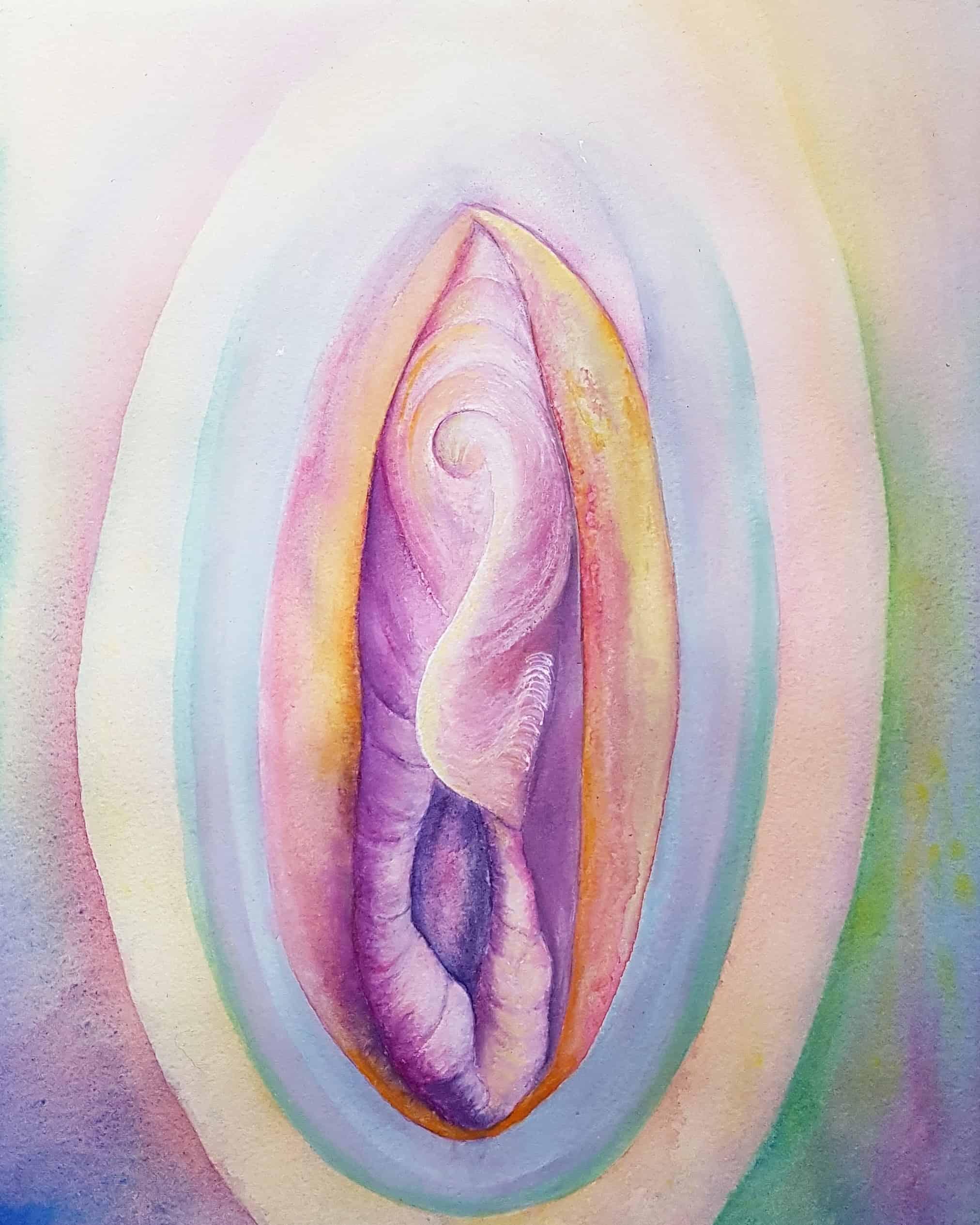 Chrysalis vulva yoni